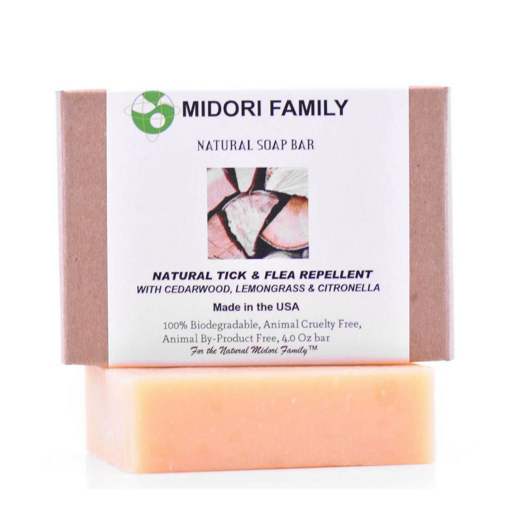 Repellent | Moisturizing Soap Bar