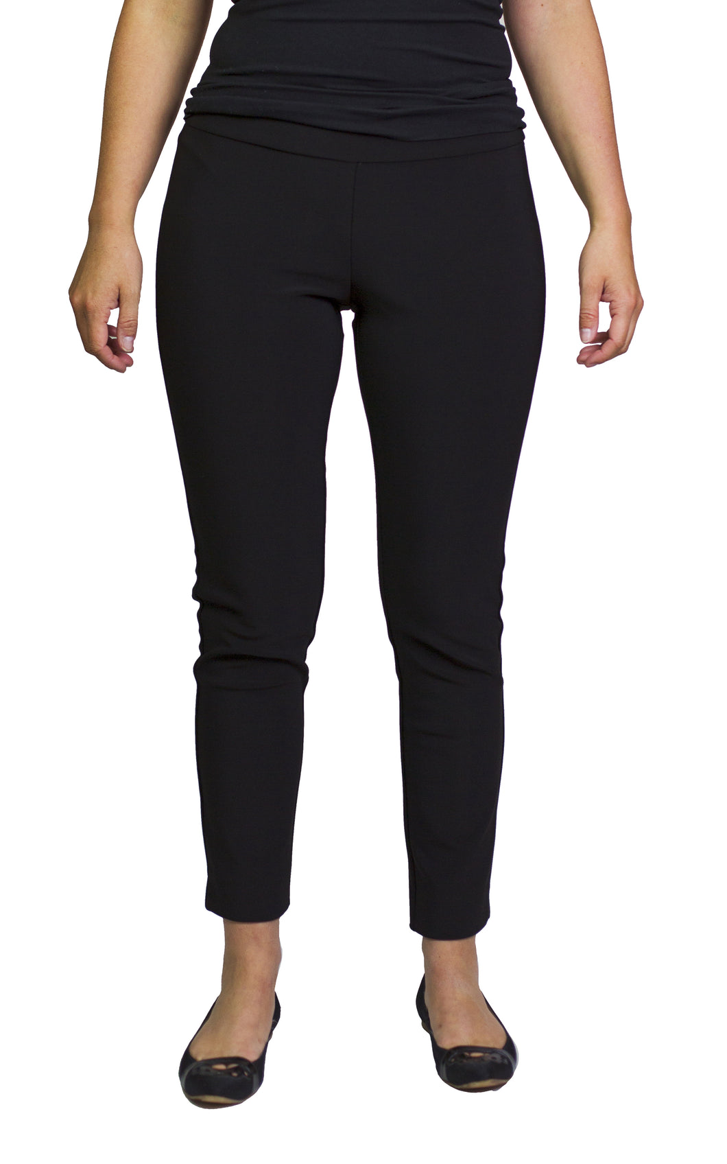 microfiber ankle pants from krazy larry