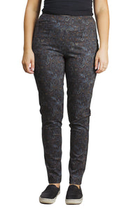 paisley slim pant from mode de vie