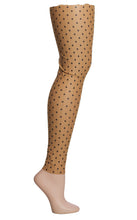 mesh tattoo leggings from wild rose