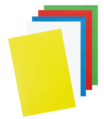 magnet sheet lembaran warna