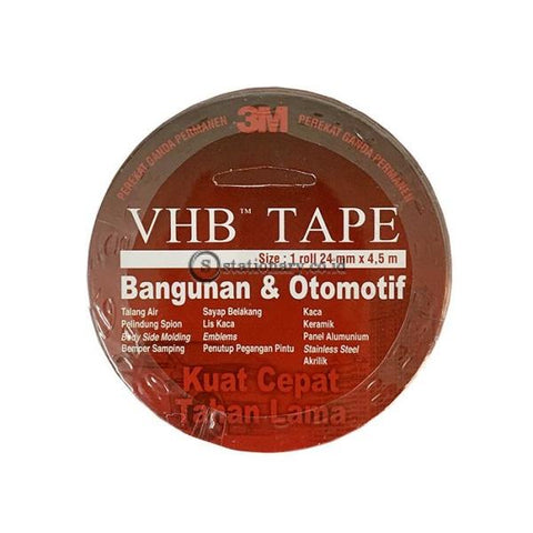 3M Double Foam Permanent VHB Tape (24mm x 4.5m)