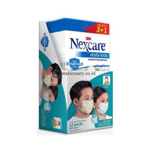 3M Masker Nexcare Daily Kids Md-30 Office Stationery
