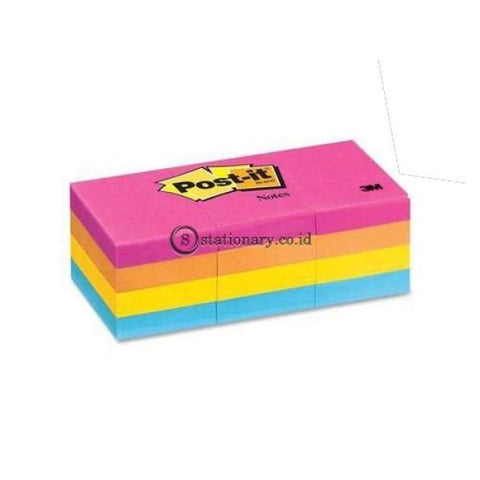 3M Post It 653-An Neon Colour Office Stationery