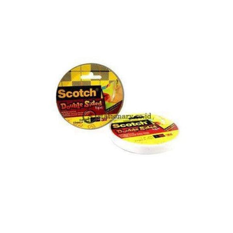 3M Scotch Double Sided Tape 12 Mm X 10 Y Cat 200 Office Stationery