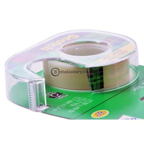 3M Scotch Magic Tape Dispenser 104 Uk 1/2 X 450Inch Office Stationery