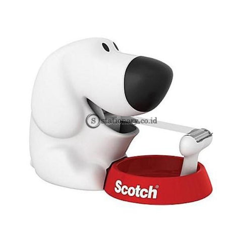 3M Scotch Magic Tape Dog Dispenser C-31 Office Stationery Promosi