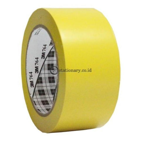 3M Vinyl Tape 2In X 36Yd Floor Marking 764 Kuning Office Stationery
