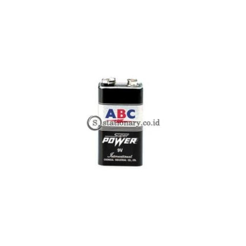 Abc Baterai 9V 9 Volt Kotak Office Stationery