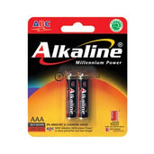 Abc Baterai Alkaline Lr03 Aaa (2Pcs) Office Stationery