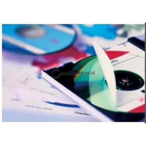 Apli Label Cd/dvd Out 114 X In 41Mm 10 Unit #ra02001 Office Stationery
