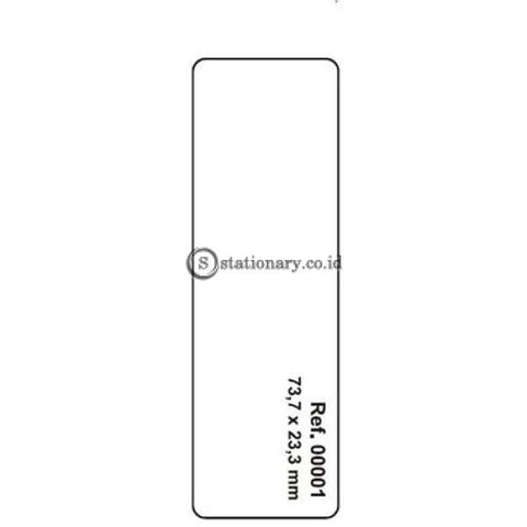 Apli Label Continuous Form 73 7 X 23 3Mm 96 Unit #ra00001 Office Stationery