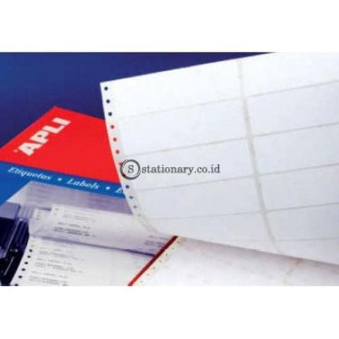 Apli Label Continuous Form 88 9 X 36Mm 96 Unit #ra00832 Office Stationery