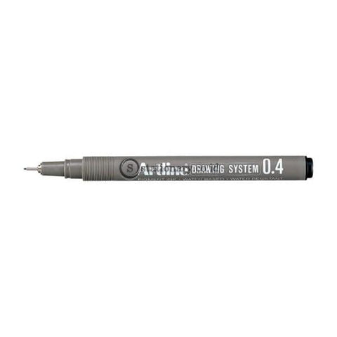 Artline Drawing Pen System 0.4Mm Ek-234 Office Stationery