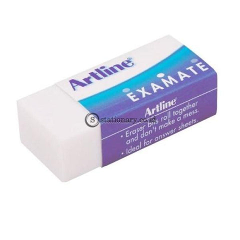 Artline Penghapus Pensil Examate Eraser 12Grm Eer-12 Office Stationery