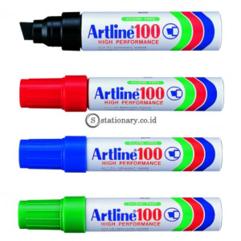 Artline Permanent Marker Ek-100 Office Stationery