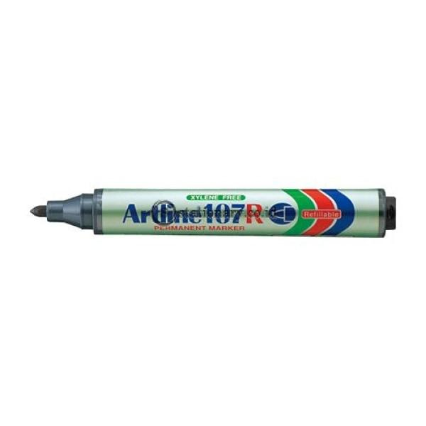 Artline Permanent Marker Ek-107R Office Stationery