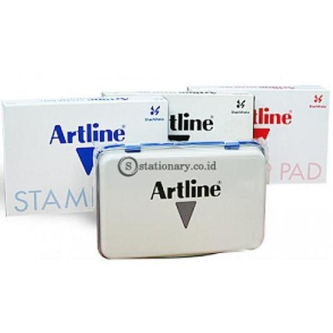 Artline Stamp Pad No 00 Ehju-1 (40X63Mm) Office Stationery