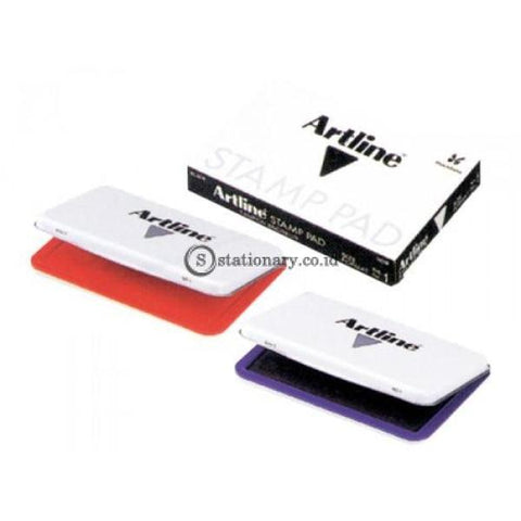 Artline Stamp Pad No 2 Ehju-4 (87X143Mm) Office Stationery