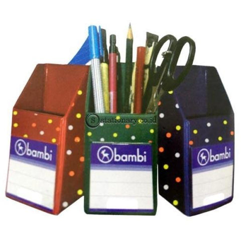 Bambi Pencil Box Soursop 6126 Office Stationery