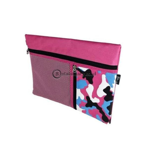 Bambi Zipper Bag Pouch Carrora #5877 Office Stationery