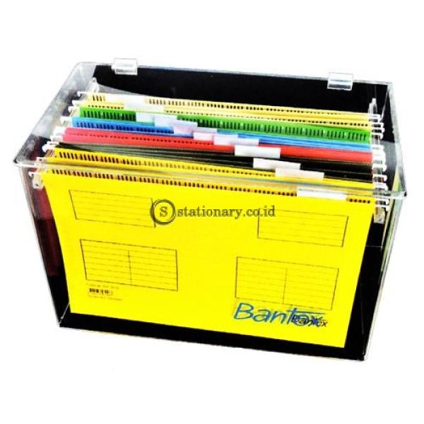 Bantex Acrylic Suspension Box A4 1666 Office Stationery