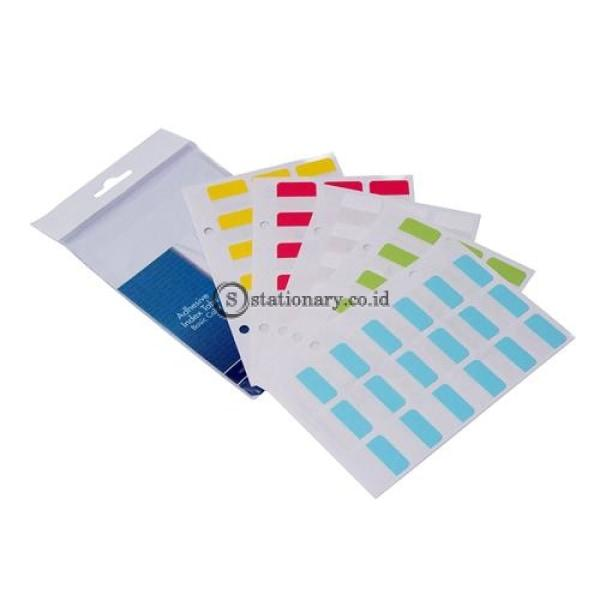 Bantex Adhesive Index Tabs 25Mm #8872 Office Stationery Promosi