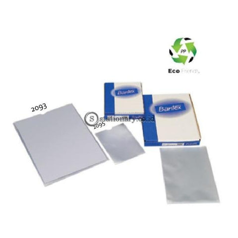 Bantex Card Holder PP A3 Size Thickness 0.12mm #2093