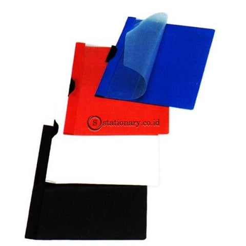Bantex Clip File A4 Metal Clip #3260 Cobalt Blue - 11 Office Stationery