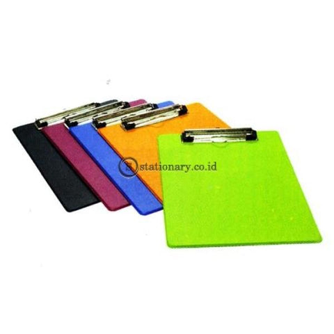 Bantex Clipboard A5 Plastics 4206 Lime - 65 Office Stationery
