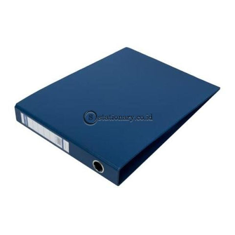 Bantex Computer Data Ring Binder 14 7/8 X 11 4B 35Mm Blue #1594 01 Office Stationery