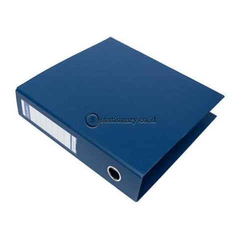 Bantex Computer Data Ring Binder 9 1/2X11 4B 52Mm Blue #1595 01 Office Stationery