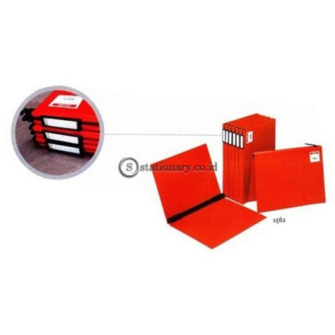 Bantex Computer File 14 7/8X11 #1562 Merah - 09 Office Stationery