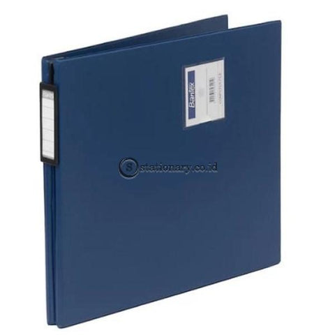 Bantex Computer File 9 1/2X11 #1564 Biru - 11 Office Stationery