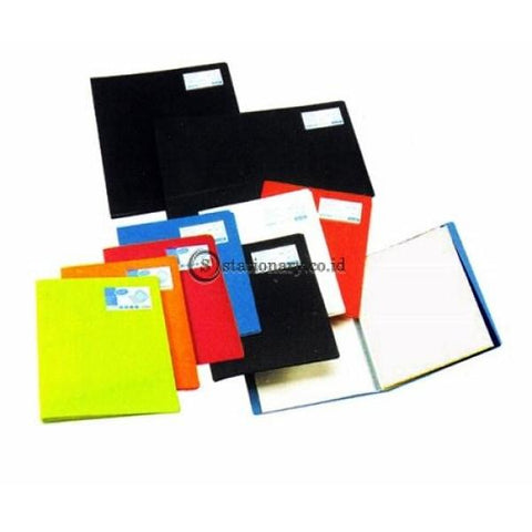 Bantex Display Book A3 Landscape (20 Pockets) #3164 Black - 10 Office Stationery