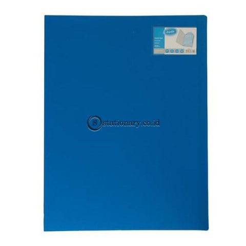 Bantex Display Book A3 Potrait (20 Pockets) #3163 Cobalt Blue - 11 Office Stationery