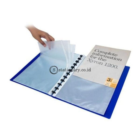 Bantex Display Book Refillable A4 (20 Pockets) #3165 Office Stationery