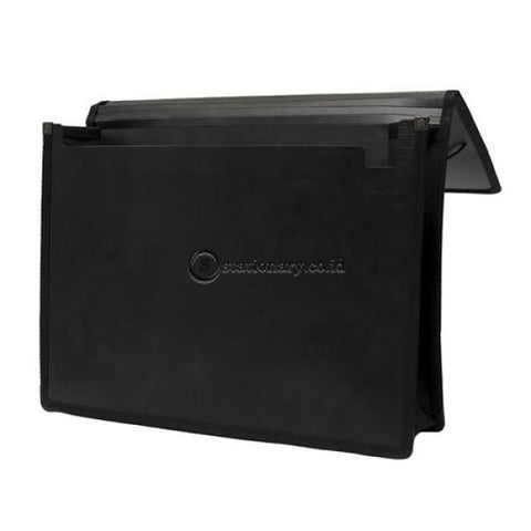 Bantex Document Wallet Pp A4 #3610 Transparant - 08 Office Stationery