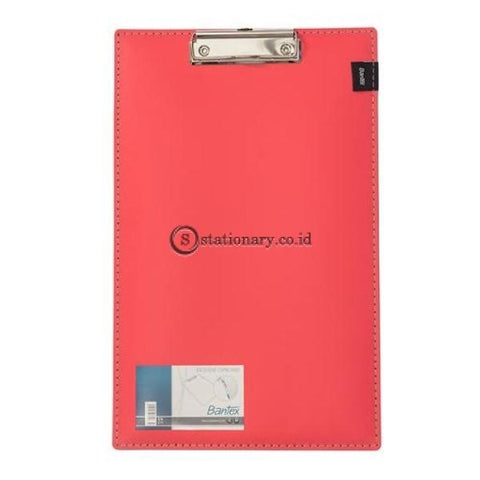 Bantex Exclusive Fancy Clipboard Pp Folio #8819 Melon - 63 Office Stationery