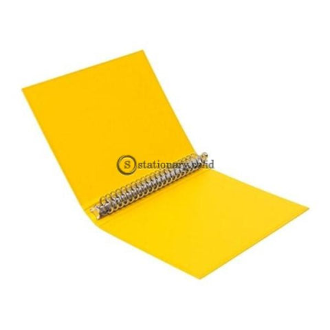 Bantex Exclusive Multiring Binder A5/20 Ring O-25Mm #1325 Office Stationery