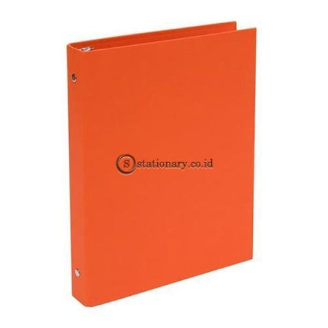 Bantex Exclusive Multiring Binder B5 26 Ring O 25Mm #1327 Orange - 12 Office Stationery