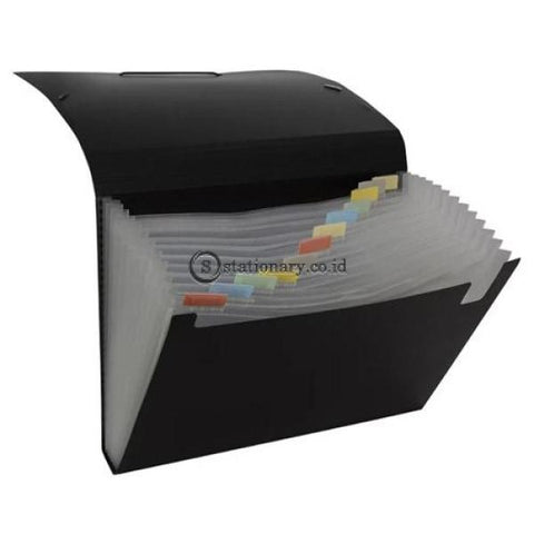 Bantex Expanding File A4 #3600 Red - 09 Office Stationery