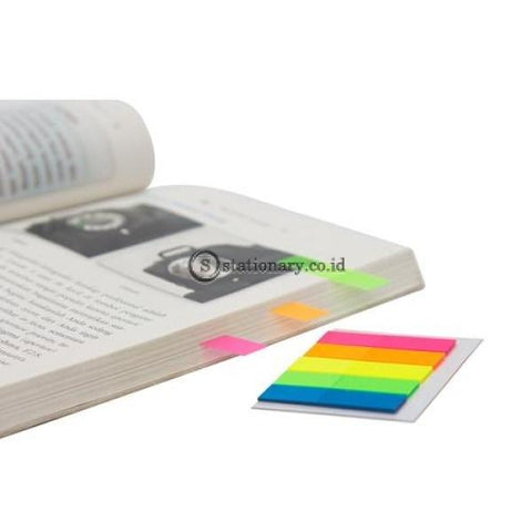 Bantex Flexi Tab 3 Neon Colour #8870 01 Office Stationery Promosi