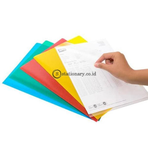 Bantex Folder Plastic Folio 0.11Mm Non Skid #2245 Office Stationery