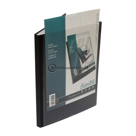 Bantex Insert Display Book A4 20 Pockets #3175 Office Stationery Promosi