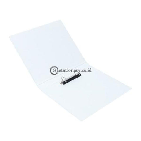 Bantex Insert Ring Binder 2 Ring O 20mm A4 White #8515 07