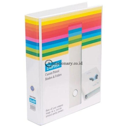 Bantex Insert Ring Binder 3 40Mm A4 #8642 Office Stationery
