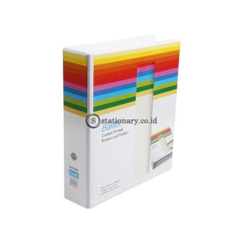 Bantex Insert Ring Binder 3 52Mm A4 #8652 Office Stationery