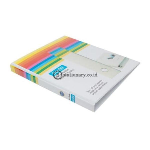 Bantex Insert Ring Binder 3 O 16Mm A4 White #8605 07 Office Stationery