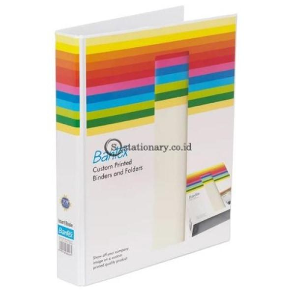 Bantex Insert Ring Binder 4 25Mm A4 #8722 Office Stationery